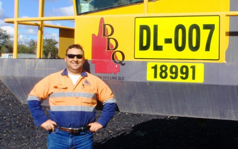 Nigel De Veth, owner of DDQ, is delighted with the fuel savings and other advantages of the Pit Viper 235.