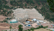 Construction of the longest road tunnel in India is advancing as planned with newly trained operators and equipment.