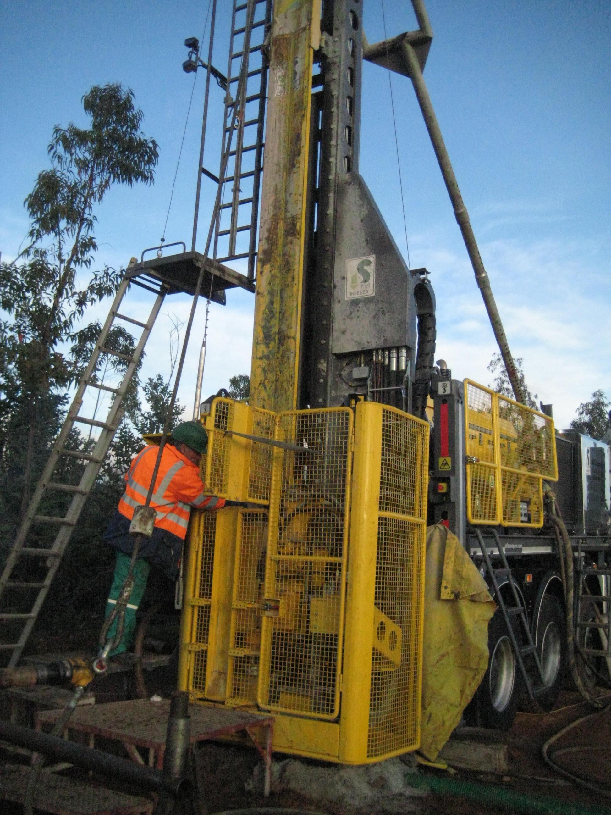 Rio Tinto uses Atlas Copco core rigs for exploration drilling