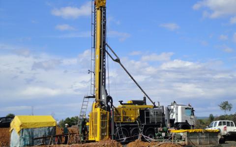Core drilling, Atlas Copco