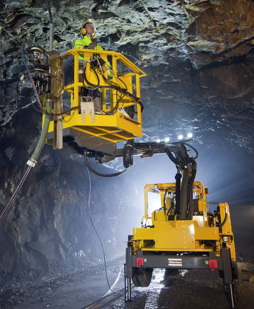 Company Uses Chargetec Uv2 For Underground Mining Atlas