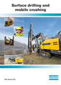 Surface Drilling and Mobile Crushing – Reference Book 9851 6279 01