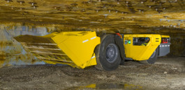 More comfortable and much safer: The Scooptram ST7LP is the only low profile