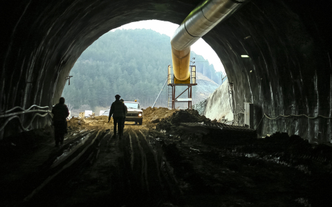 Tunnel fever in Central and Eastern Europe