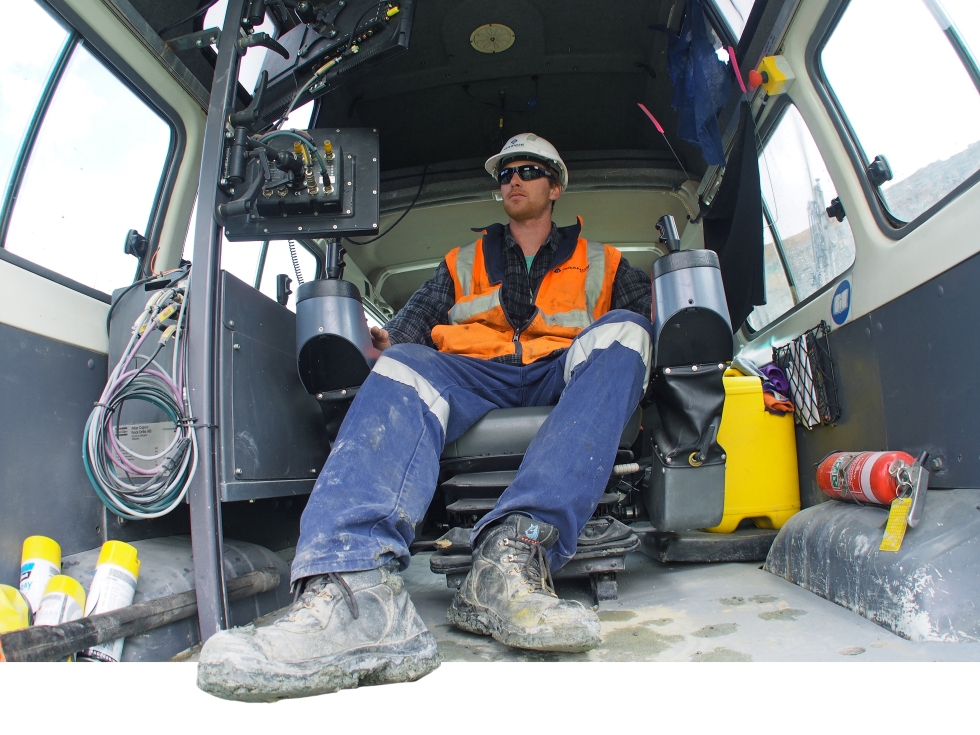 SmartROC D65 operator Ben Whish-Wilson puts the BenchREMOTE system to the test.