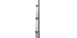 Atlas Copco has launched a new compact light tower equipped with a new, extra powerful LED light combination.