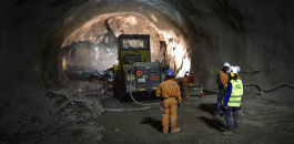 Chile's great Chuquicamata open pit mine is looking ahead to a new and prosperous future – underground