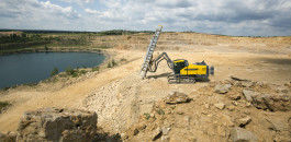 The GZD Siewierz quarry in southern Poland is gearing up for leaner production with a SmartROC T35 that has cut noise levels and energy consumption by half.