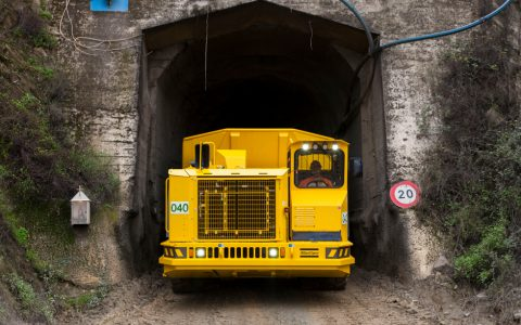 Bigger is better: These 60 tonne Minetruck MT6020 trucks have increased both capacity and productivity in the haulage operations at Aljustrel mine.
