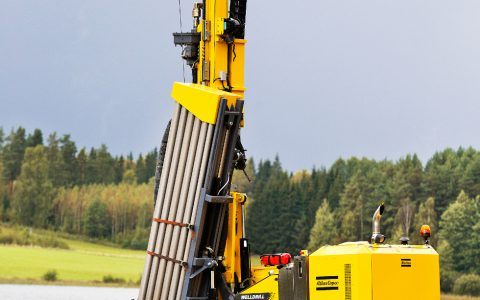 Geothermal drilling Archives - Mining & Construction online